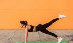 4 động tác đơn giản mỗi sáng giúp chị em có được vòng eo thon thả, đôi chân nuột nà