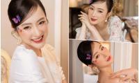 Búi tóc bị chê già thêm vài tuổi, Angela Phương Trinh đăng ngay ảnh thả tóc khiến fan xao xuyến