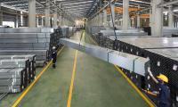 Xuất khẩu sắt thép vượt 7 tỷ USD trong 8 tháng