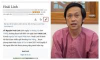 Dù ở ẩn, danh hài Hoài Linh vẫn bị cư dân mạng xấu tính chỉnh sửa đầy xúc phạm trên Wikipedia