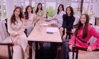 Loạt mỹ nhân Việt hội ngộ trong sinh nhật của Hoa hậu Đỗ Mỹ Linh, nhan sắc của 'bà bầu' Thanh Tú gây chú ý