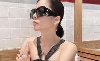 Lệ Quyên bị fan phát hiện đeo tín vật tình yêu với tình trẻ Lâm Bảo Châu